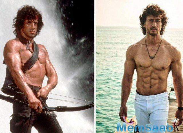 For the last few days, there were murmurs in the industry that Tiger Shroff will star in the Bollywood retelling of Sylvester Stallone's cult hit Rambo.