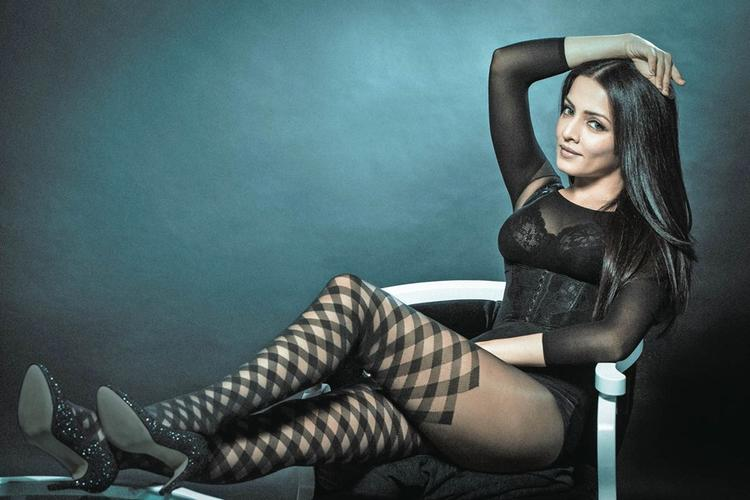 Celina Jaitly, who is already a mother of five- year-old twin sons, is expecting twins again with her hotelier hubby Peter Haag, who are due in October this year.