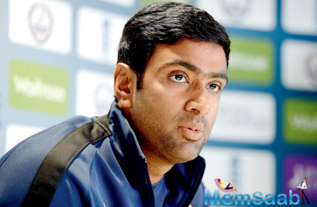 Speaking on the occasion, Ashwin recalled that his first autograph, which he had taken was from Gavaskar at the Chepauk stadium in Chennai.