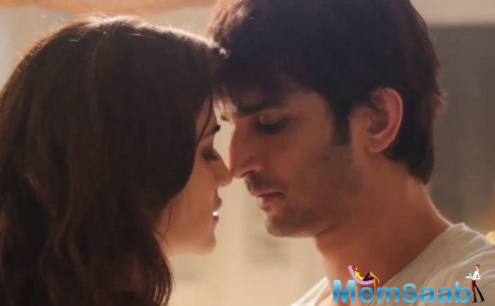 Kriti Sanon denied all linkup rumours with her Raabta co-star Sushant Singh Rajput.