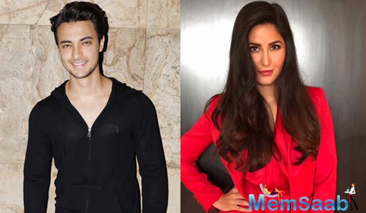 There has been a great deal of speculation about Aayush Sharma's Bollywood debut. The film, to be directed by debutant Aditya Dhar and produced by Karan Johar