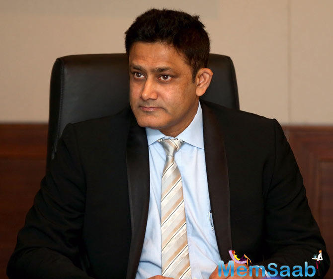 Some reports also suggest that BCCI may be looking at a bigger role for Kumble.