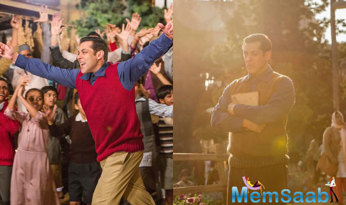 """Salman added, """"I am a limited performer and everybody knows that, but because Sohail was playing my brother, maybe that's why I was feeling very emotional."""""""