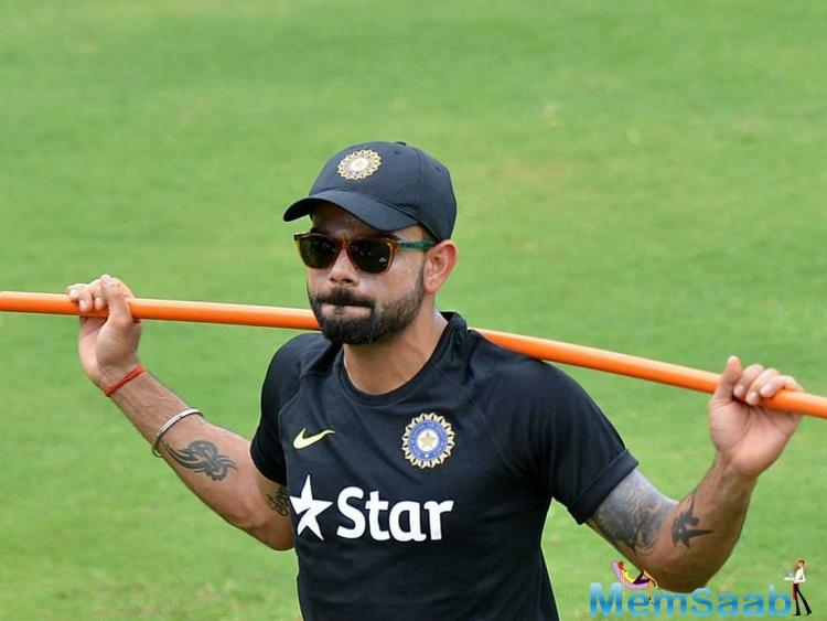 Kohli has a staggering average of over 90 in one-day cricket in the last 12 months and is fourth on the list for most centuries in the 50-over format with 27.