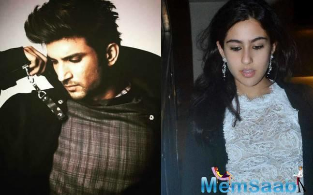 After many speculations, finally it's confirmed that Sara Ali Khan will sign for a film, and will be seen opposite Sushant Singh Rajput.