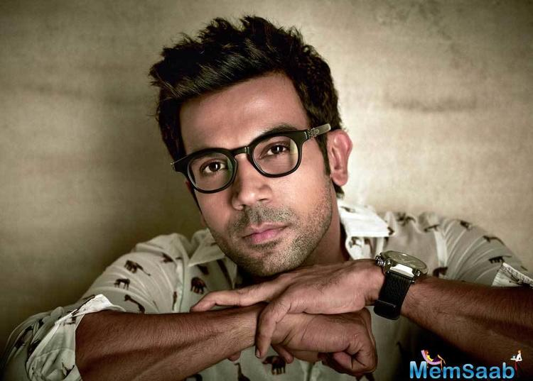 When asked about it, the National award-winning actor Rajkummar Rao, he said,