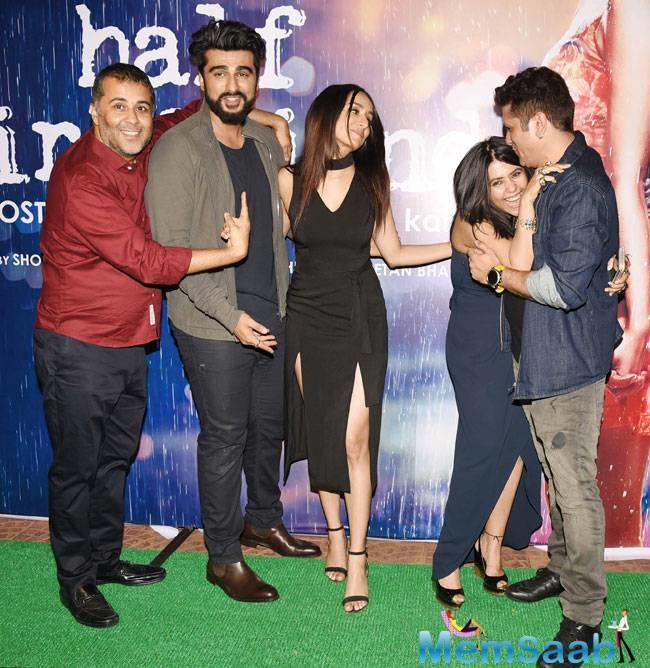 Arjun Kapoor and Shraddha Kapoor's film 'Half Girlfriend' did a pretty decent business at the box office.