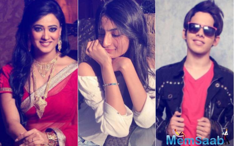 Shweta has featured in popular TV shows like 'Kasautii Zindagi Kay', 'Parvarrish'.