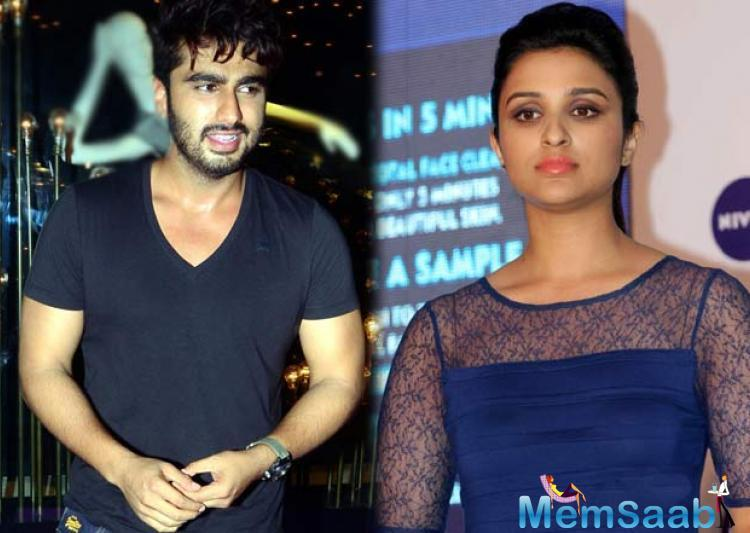 According to the report, Arjun will be playing a Haryanvi police inspector in the film.