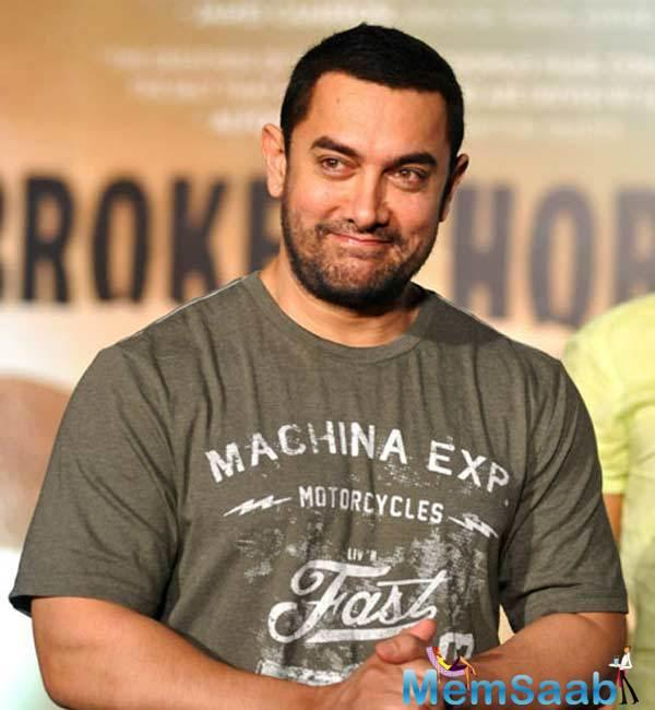 Citing the example of Oscar-winning Italian film 'Life Is Beautiful', Aamir says,