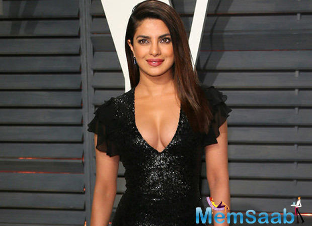 Earlier, Priyanka was in talks to join the cast of 'A Kid Like Jake', which also stars Jim Parsons, Octavia Spencer and Claire Danes,