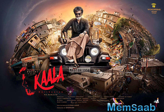 'Kaala Karikalan' is produced by his son-in-law and actor Dhanush.