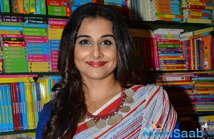 After Begum Jaan, now Vidya Balan is working with full force for her forthcoming movie Tumhaari Sulu