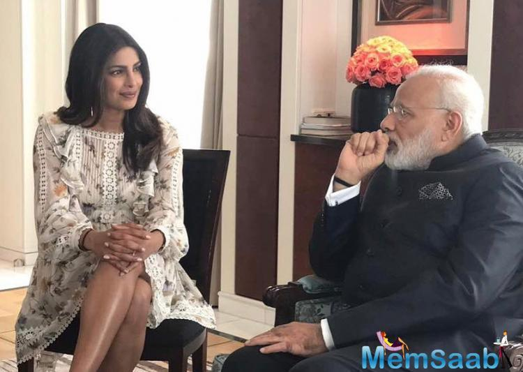 The actress was recently trolled for wearing a dress that highlighted her legs during her meeting with Prime Minister Narendra Modi in Berlin.