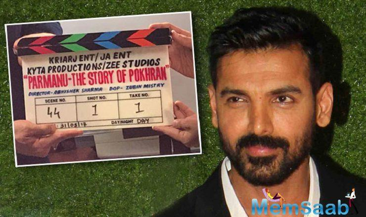 The movie also stars Diana Penty and Boman Irani. The music of the film is helmed by Sachin-Jigar.