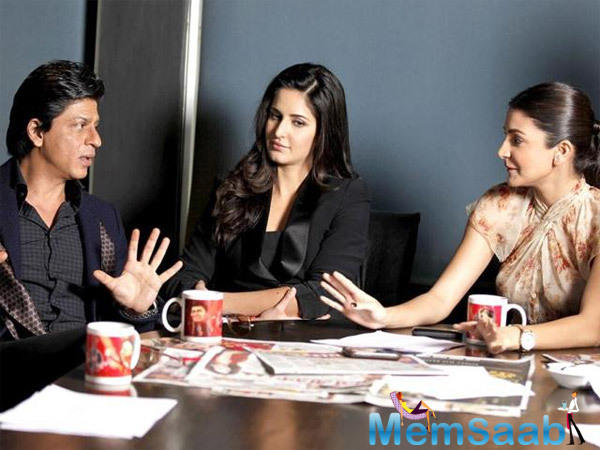 Aanand L Rai's film with Shah Rukh Khan has been in the news ever since its announcement.
