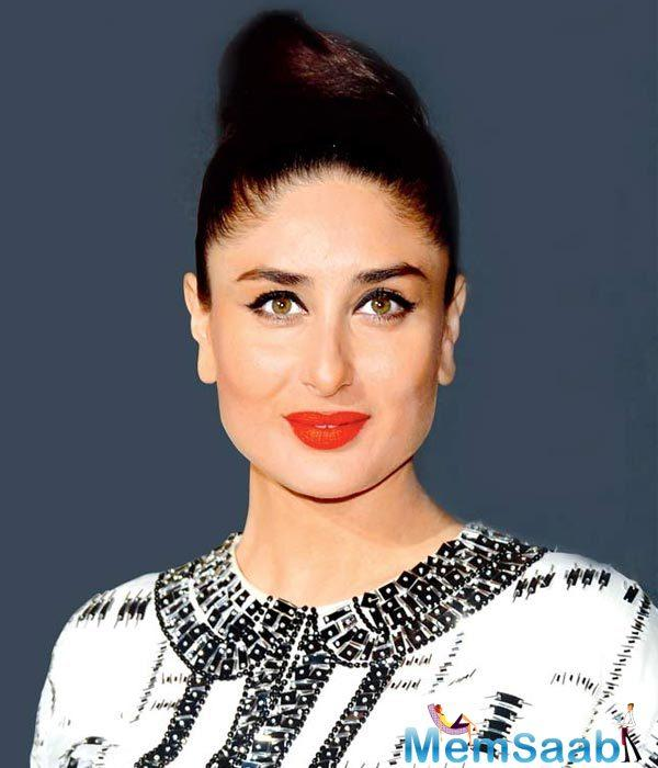 Kareena Kapoor Khan, who is currently prepping for his upcoming flick 'Veere Di Wedding', reportedly approached for a biopic.