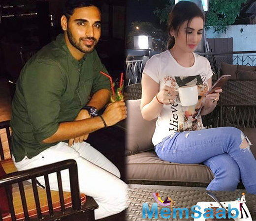 Anusmriti Sarkar has been in the news for her alleged 'relationship' with the Indian pacer Bhuvneshwar Kumar.