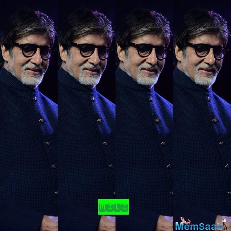 Amitabh Bachchan has announced that reality TV game show Kaun Banega Crorepati will return to the telly world soon.