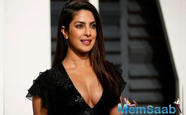 Since the cast of the film is yet to be decided, Priyanka just hinted that she would love to take on the role.