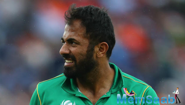The PCB statement further stated that they had made an official request to the International Cricket Council's (ICC) event technical committee to call-up a replacement for Wahab.