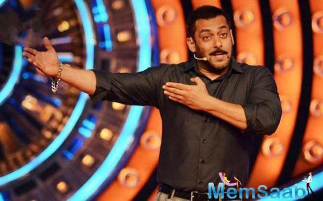 Salman Khan, who has been hosting the popular TV show Bigg Boss for a few years, will host yet another season of Bigg Boss on Colors.