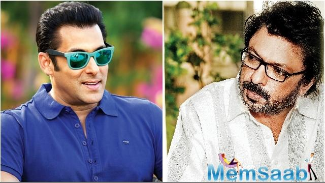 We are sure, this time he definitely brought out the best of Salman Khan. Recently a news has created excitement among fans, that Sanjay Leela Bhansali and Salman Khan collaboration for a movie.