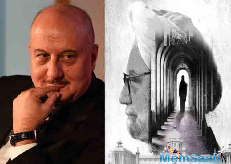 Veteran Anupam Kher said, he is essaying the role of PM Manmohan Singh in the film.