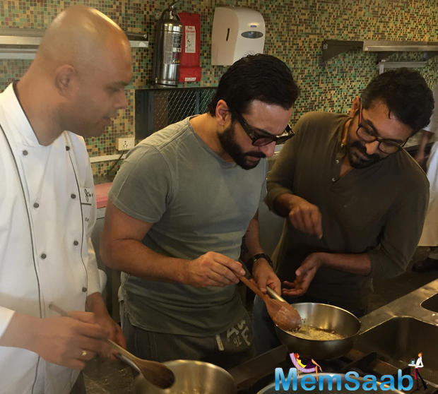 Saif's upcoming movie 'Chef' was slated to release on July 14th, but now the makers of the movie decide to push the release date to October 6.