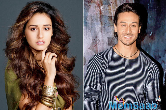 Tiger and Disha have already featured together in the single 'Befikra' and since then, reports of their relationship have been strong because of their frequent spotting together.