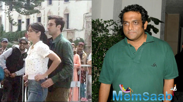 We surprised, when we heard that Anurag Basu will do a cameo in his upcoming project  'Jagga Jasoos'.