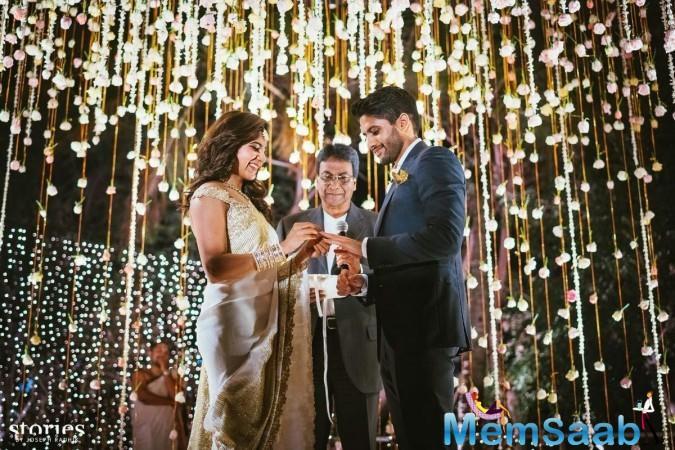 Trade analyst Ramesh Bala revealed their wedding news on Twitter