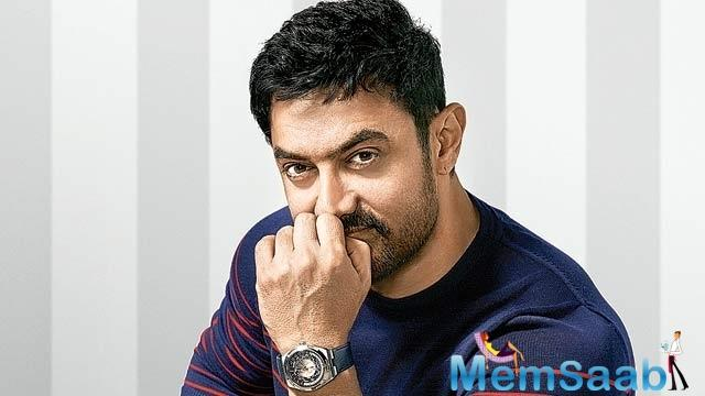 Aamir Khan had given his nod for the Rakesh Sharma biopic, titled Saare Jahaan Se Achcha, a few days back.
