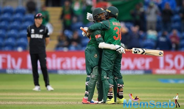 Bangladesh nearly came back from the dead to beat and beat NZ by 5 wickets in Cardiff.