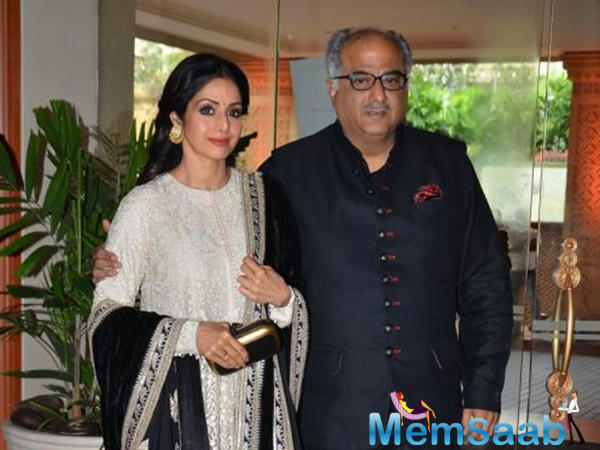 The Sridevi starrer 'Mom' has been pushed to July for a good reason. The gorgeous actress completes 50 glorious years in cinema and 'Mom' is her 300th film.