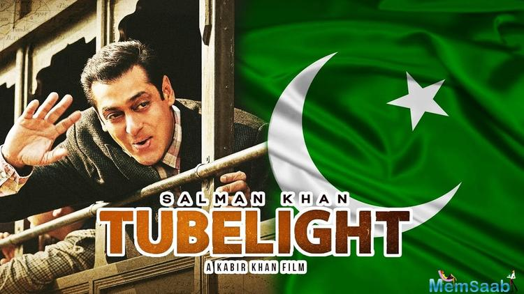 Salman Khan's highly anticipated upcoming movie Tubelight might not release in Pakistan around Eid or even later as a few local filmmakers and organizations have demanded the release of the film in the country should be postponed.