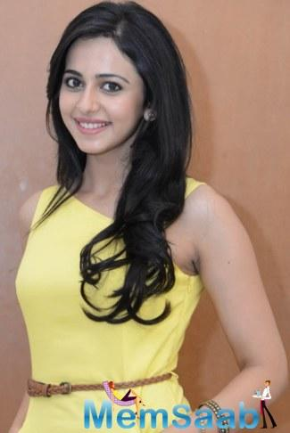 For her next Telugu release SPYder, Rakul is paired with Mahesh Babu. But she is not embarrassed about the length of her role.