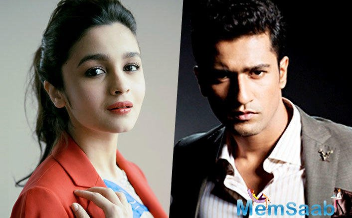 Later on the critically acclaimed 'Talvar,' Meghna Gulzar is flogging off the screen adaptation of Harinder Sikka's book, Calling Sehmat, which has Alia Bhatt and Vicky Kaushal in the principal characters.