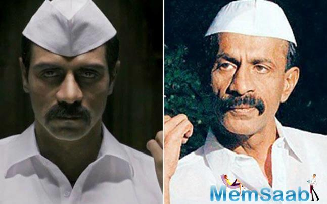 Arjun Rampal, who will be soon seen in Daddy as  Arun Gawli, admits that It was challenging for me to look like him.
