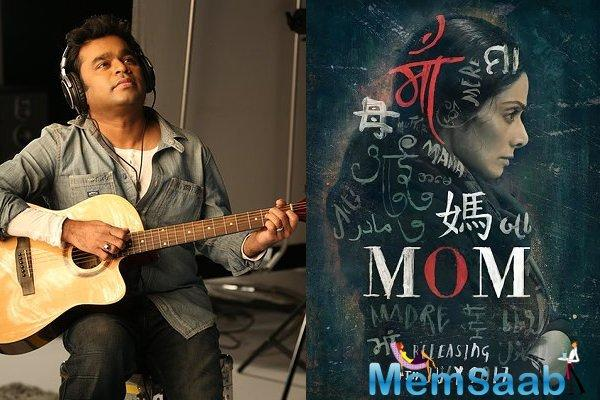 Bollywood diva Sridevi on Thursday said her dream to play with double Oscar-winning composer A.R. Rahman was finally realized with her coming Hindi suspense drama 'Mom'.