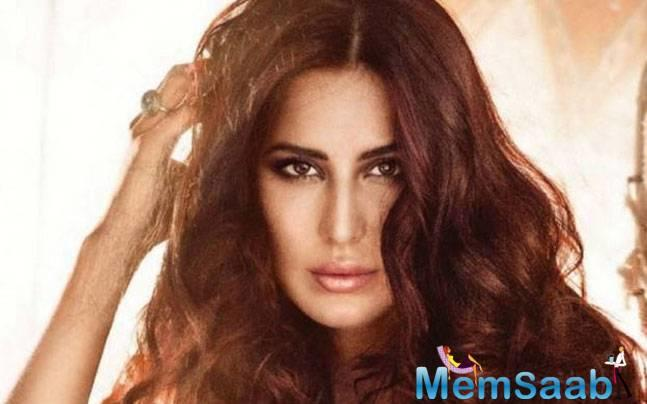 "Reportedly, Kats' role in the film is a little longer than what is called a cameo. The source said, ""Katrina has a small role to play in the film. In fact, she will be seen in TOH only for a total of 10-20 minutes."""