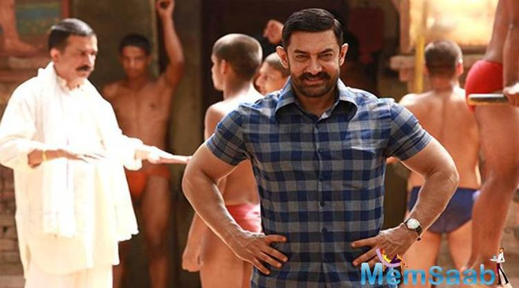 'Dangal' is turning out to be an echelon of fame for Aamir Khan.