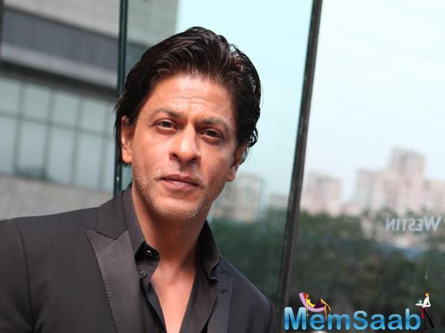 After a lot of buzz, Shahrukh Khan comes on the board and says there is nothing derogatory in the film.