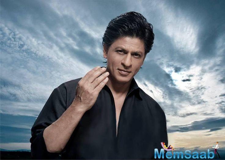 When talking about the same with SRK, he joked,