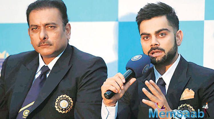 Shastri had previously acted as Team India director, before Kumble became Indian coach last year.