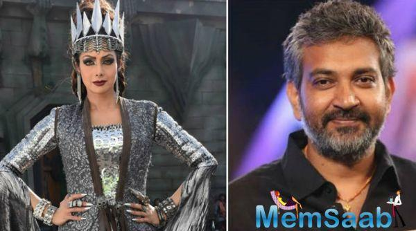 """In an interview, she added, """"I was shocked and hurt by his interview. Rajamouli is a calm and dignified person. I was very happy to work with him. But, the way he spoke about the issue made me feel very sad."""""""