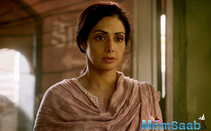 While everyone will agree as to how perfect Krishnan proved to be for her role, the reports about Sridevi acting pricey for the film certainly made us feel sad.