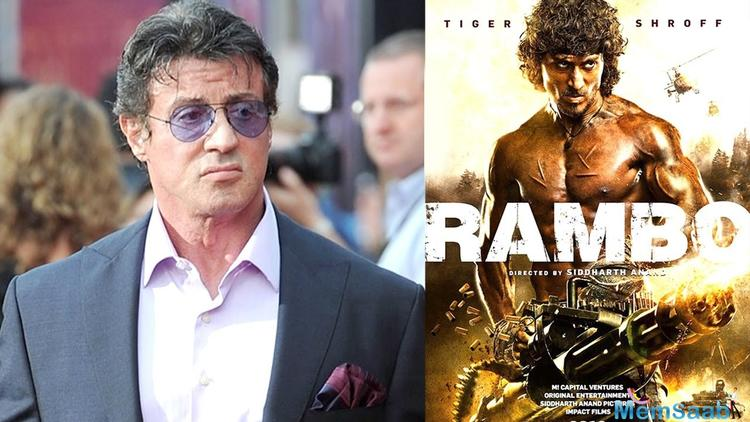 Further, he stated, 'Rambo' is still far off as he engaged with other tasks.