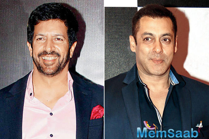 However, a source revealed that Salman fears of the film,
