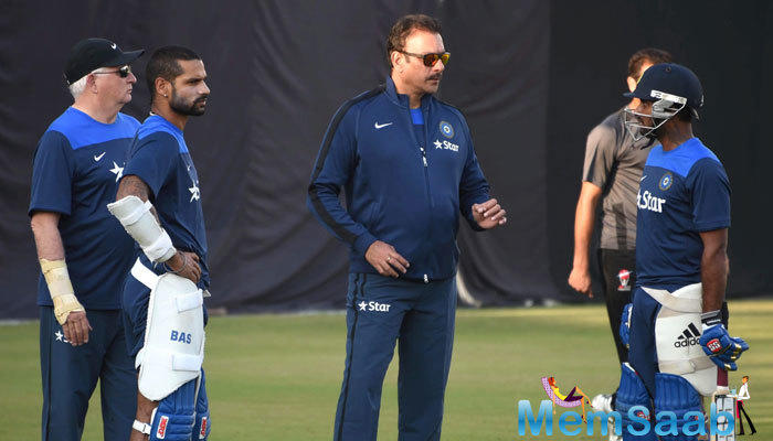 A day after Ravi Shastri's re-entry for the race of India coach job, reportedly, it was Sachin Tendulkar, who stepped in to convince his state-mate to apply for the post.